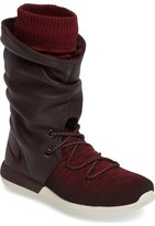 Nike Roshe Two Flyknit Water Repellent Sneaker Boot (Women)