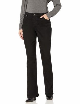 Bandolino Women's Plus Size Mandie Boot Cut Jean