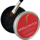 Simple Switch Makeup Removing Sponge | Eyeshadow Brush Cleaner Removes Color from your Brush