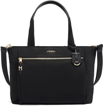 Tumi Zip Pocket Tote Bag