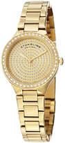 Stuhrling Original Womens Gold Tone Bracelet Watch-Sp14922