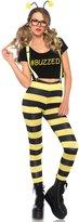 Leg Avenue Buzzed Bee 5 Piece Costume Small