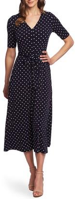 Chaus Lisa Print Knit Dress