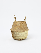 Monsoon Sequin Basket Small