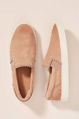 Frye Ivy Scalloped Slip-On Sneakers