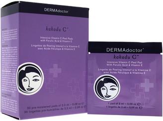 Dermadoctor 30Pc Kakadu C Intensive Vitamin C Peel Pads