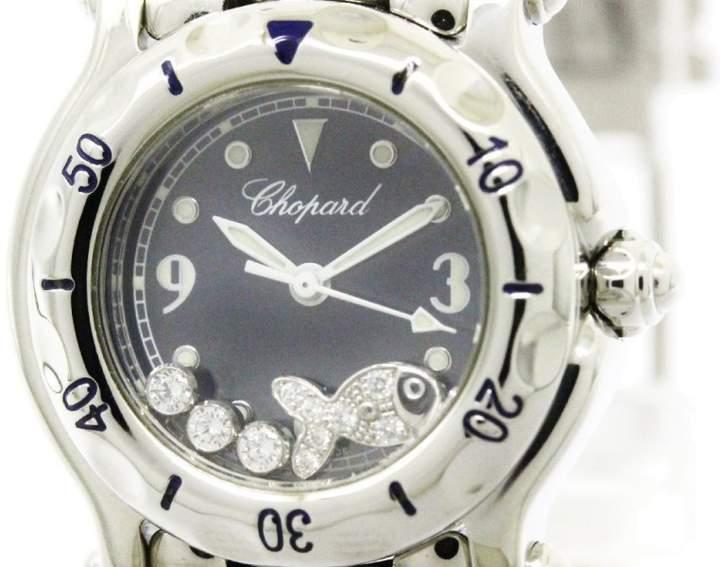 Chopard Happy Sport 27/8926 Stainless Steel Quartz 26mm Womens Watch