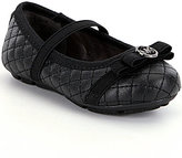 MICHAEL Michael Kors Girl's Rover Lauri Quilted Mary-Jane Flats