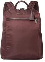 Briggs & Riley Slim Small Backpack (Plum) Backpack Bags
