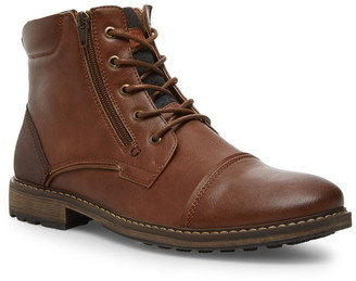 Steve Madden Truss Cap Toe Boot