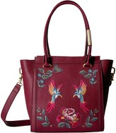 Foley + Corinna Ma Cherie Taylor Embroidery Tote Tote Handbags