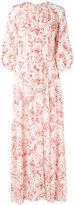 Vilshenko floral print dress - women - Silk - 10