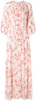 Vilshenko floral print dress - women - Silk - 8