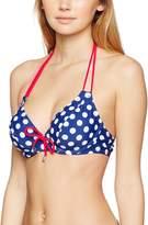 Pour Moi? Pour Moi Starboard Triangle Halter Bikini Top