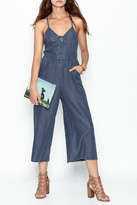 Love Stitch Lovestitch Culotte Jumpsuit