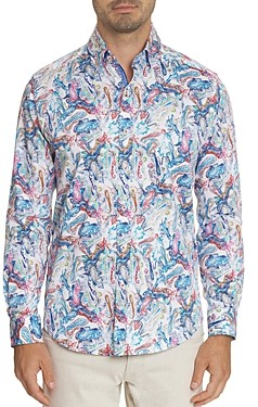 Robert Graham Dixon Slim Fit Shirt