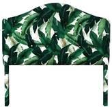 Charlotte Beverly Palm Print Headboard