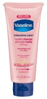 Vaseline Intensive Care Healthy Hands Stronger Nails Lotion 3 oz