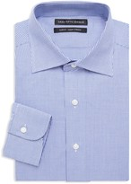 Saks Fifth Avenue Slim-Fit Fine Check Dress Shirt