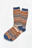 Urban Outfitters Lightweight Striped Crew Sock