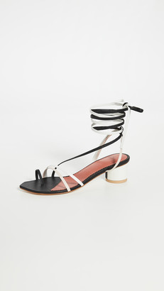 THE VOLON B'Way Sandals