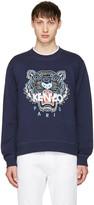 Kenzo Navy Tiger Sweatshirt