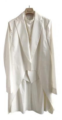 Martine Sitbon Beige Cotton Jacket for Women Vintage