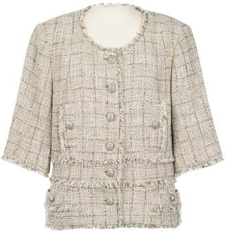Chanel Beige Synthetic Jackets