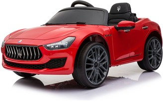 Best Ride on Cars Maserati Ghibli 12-Volt Ride-on