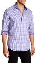 Robert Graham Rego Park Long Sleeve Woven Shirt