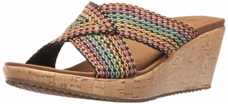 Skechers Cali Women's Beverlee Delighted Wedge Sandal
