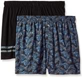 Tommy Bahama Men's Palms in the Wind 2 Pack Knit Boxer Set