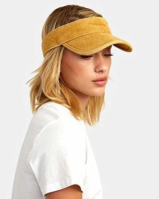 RVCA Cross Fade Visor Brown 1SZ