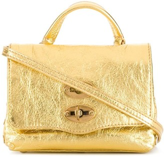 Zanellato Metallic Double-Twist Bag