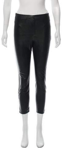 5161915207bac Vegan Leather Pants - ShopStyle