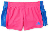 adidas Girls 4-6x) Perforated Shorts