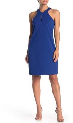 Trina Turk trina Honor Keyhole Cutout Sheath Dress