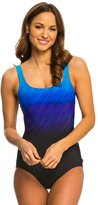 Reebok Wind Blown One Piece Swimsuit 8140482