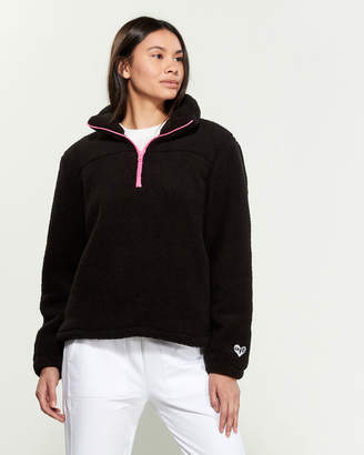 Betsey Johnson Cozy Performance Pullover