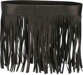 Neil Barrett fringed belt