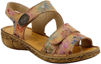 Spring Step Womens Tadell Strap Sandals
