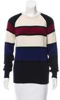 Demy Lee Cashmere Striped Sweater