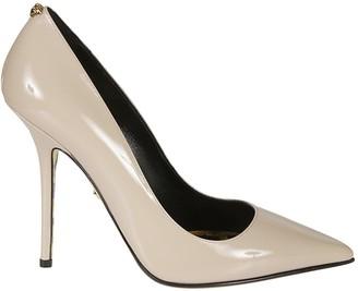 Versace High Heel Pointed Toe Pumps