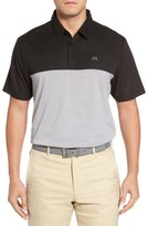Travis Mathew Men's Sivanish Pique Polo