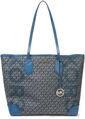 MICHAEL Michael Kors Logo-print Faux Leather Tote