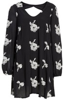 Free People Women's 'Emma'S' Embroidered Swing Dress