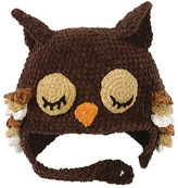 San Diego Hat Company Infant Owl Hat DL2428
