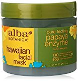 Alba Hawaiian, Papaya Enzyme Facial Mask, 3 Ounce