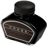 Cross Fountain Pen Bottled Ink, Black Single 2oz Bottle, (8905S)