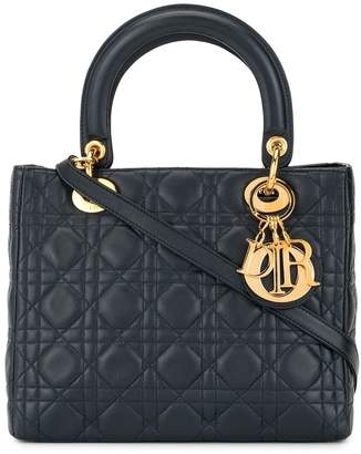Christian Dior Pre-Owned Lady Cannage tote